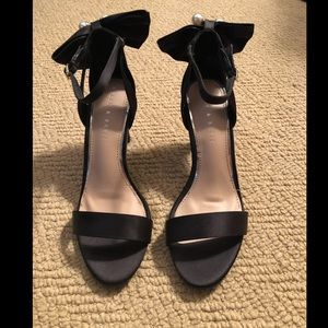 Kelly & Katie Black Heels Size 8